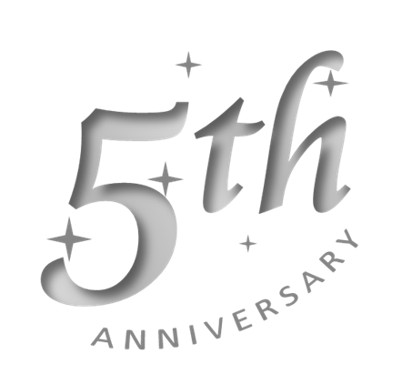 Link to our Fifth Aniversary News Area